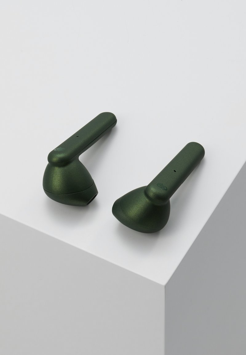 Urbanista - STOCKHOLM TRUE WIRELESS EARPHONES - Kopfhörer - olive green
