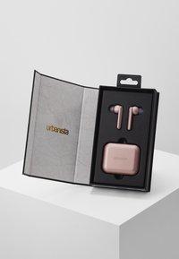 Urbanista - PARIS TRUE WIRELESS - Høretelefoner - rose gold - pink - 2