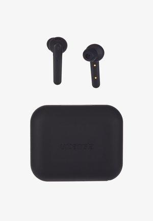 PARIS TRUE WIRELESS - Headphones - midnight black - black
