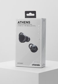 Urbanista - ATHENS TRUE WIRELESS IPX67 - Headphones - dark clown - black - 3