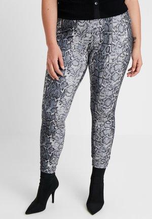LADIES HIGH WAIST - Leggings - grey