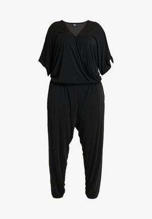 LADIES - Overall / Jumpsuit /Buksedragter - black