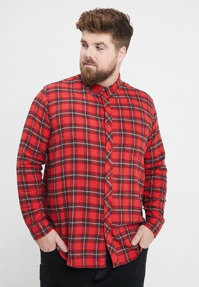 PINE - Overhemd - red