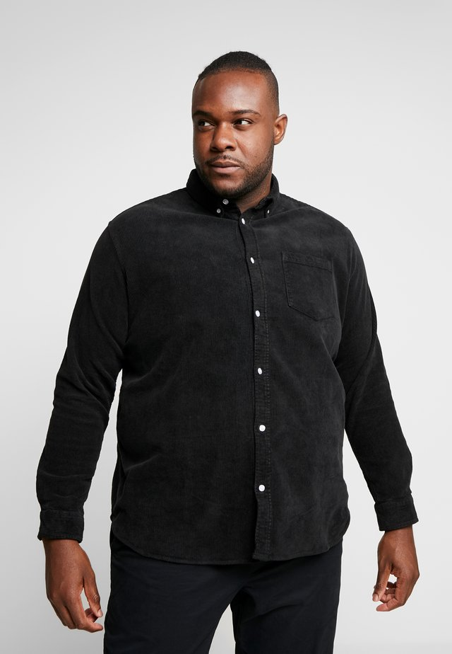 SANTINO SHIRT - Overhemd - black