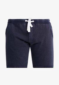 URBN SAINT - PALLE - Teplákové kalhoty - navy - 3