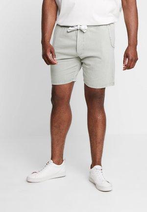 PALLE - Teplákové kalhoty - petrol