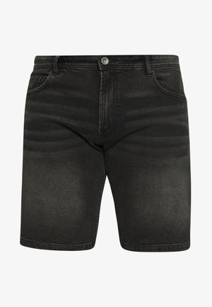 CHESTER - Shorts di jeans - black rock