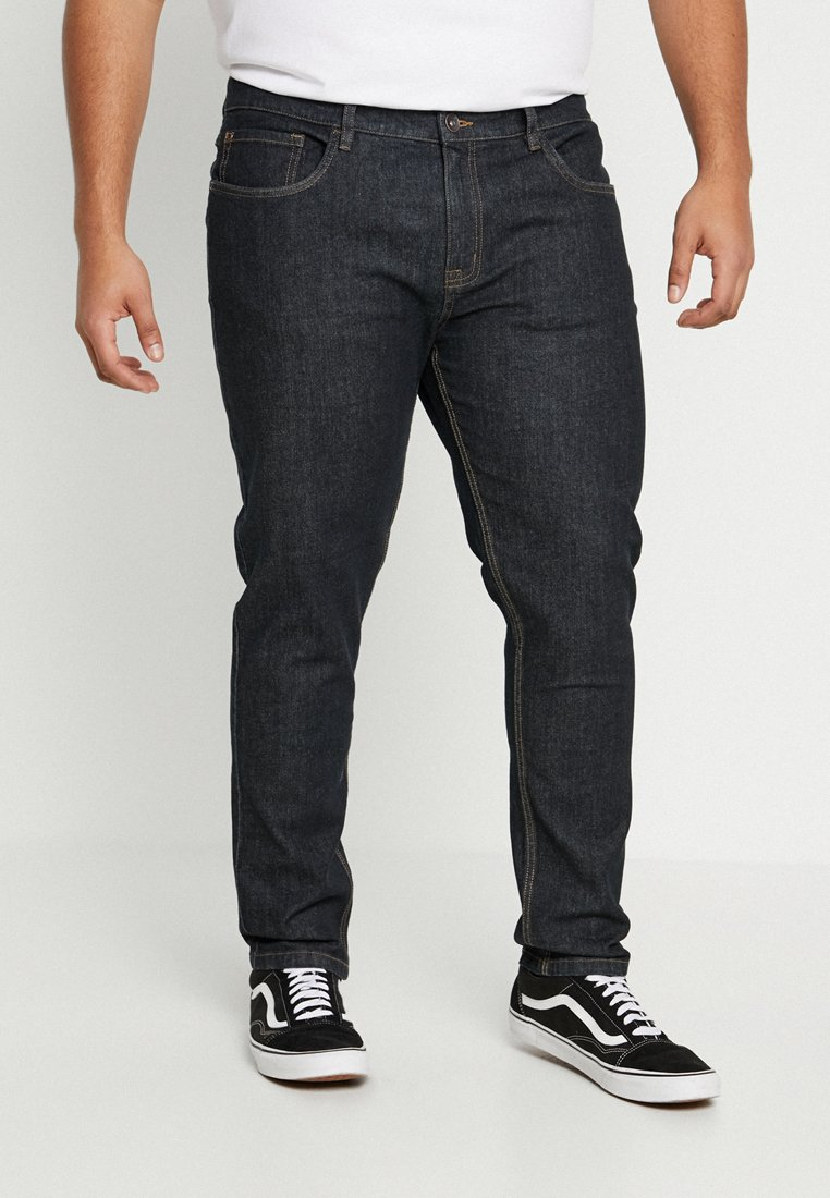 URBN SAINT - BERLIN - Slim fit jeans - rinse blue