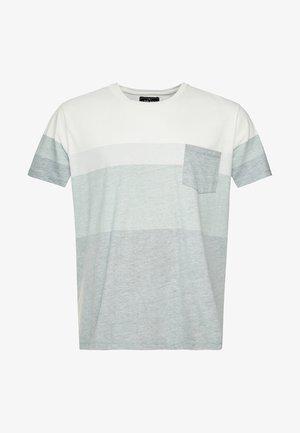 DEX TEE - Print T-shirt - rosin