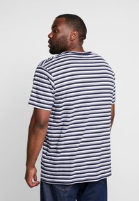 URBN SAINT - MILAN TEE - T-shirt print - navy - 2