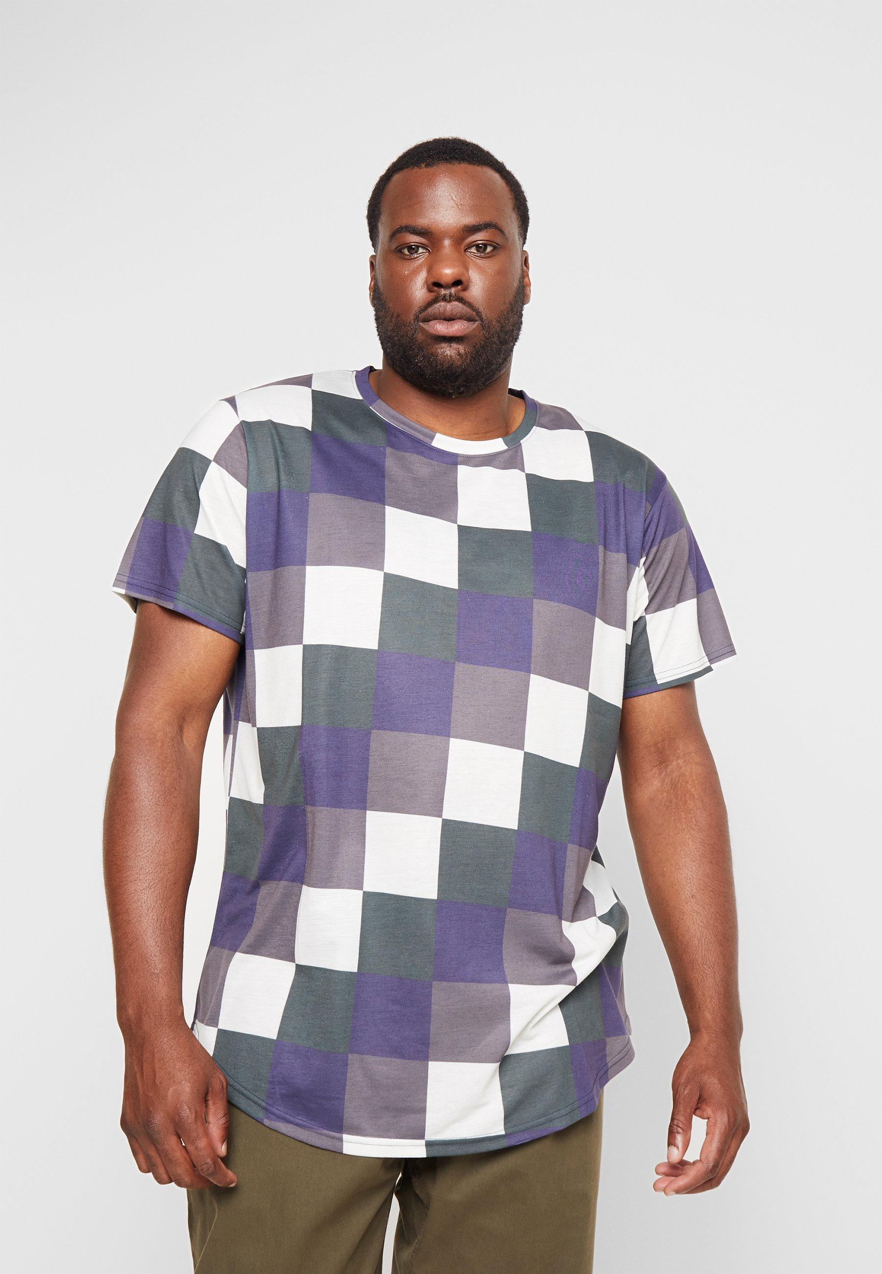 Saint shirt Urbn Imprimé Bryson TeeT Navy n8kOP0wX