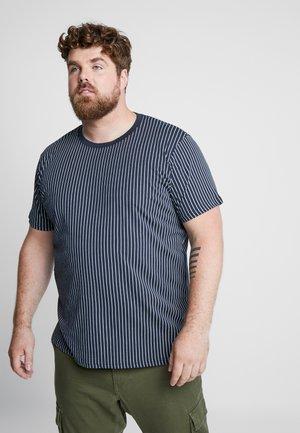 USPRESTON TEE - T-shirt con stampa - navy