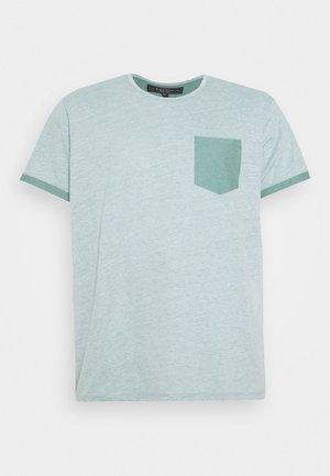 TEE - T-shirt basique - duck green