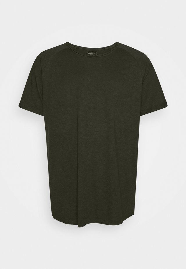 USKALLE - Basic T-shirt - rosin