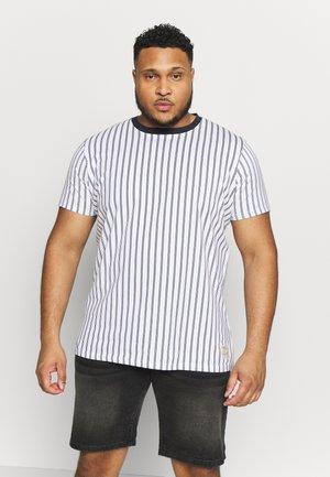 USTEP TEE - T-shirt - bas - pristine