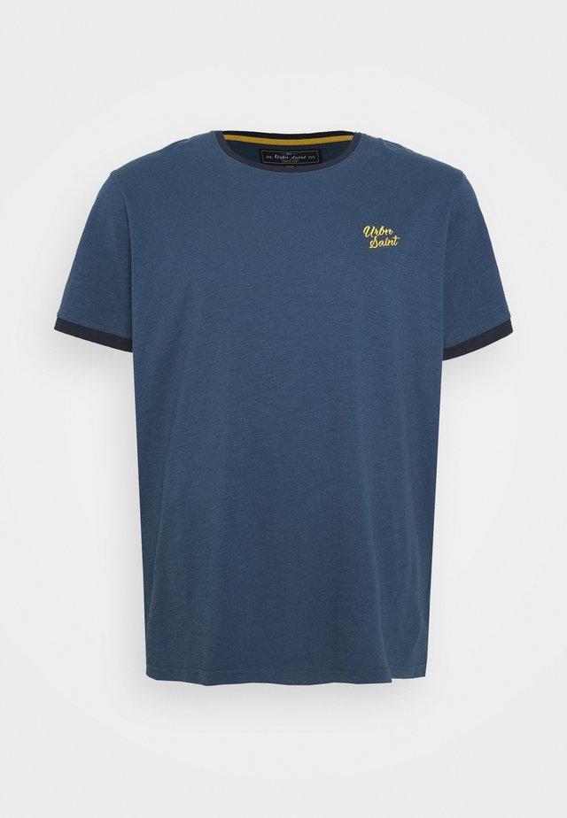 CHAO TEE - T-shirt print - ensign blue