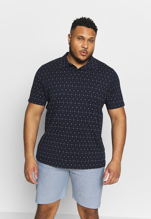 USBEAU TEE - Polo - navy blazer