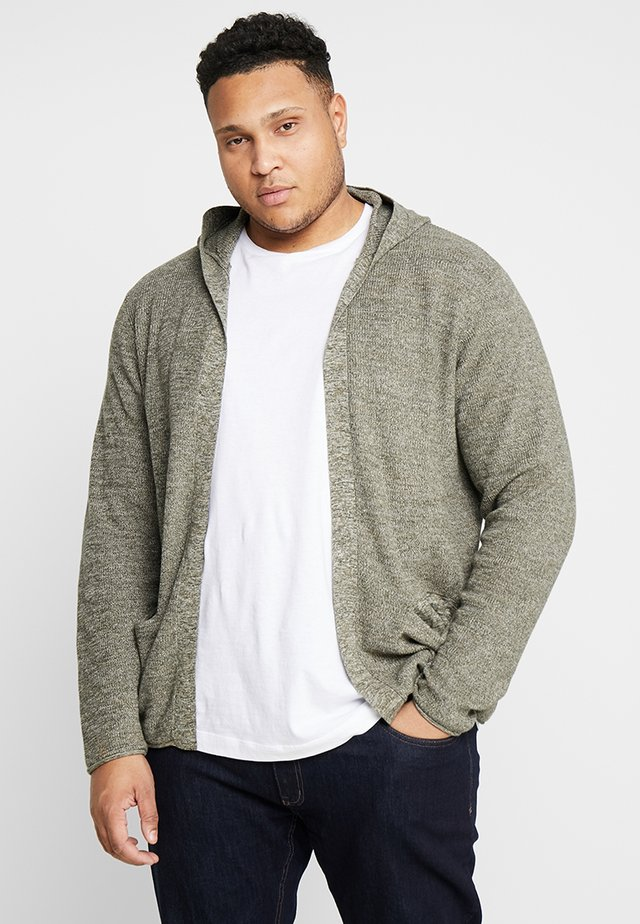 RAY KNIT - Cardigan - rosin