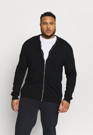 USADAN - Cardigan - black