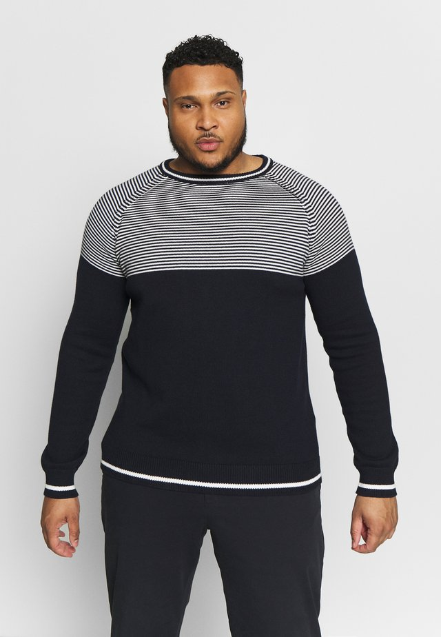 HEINO - Jumper - navy