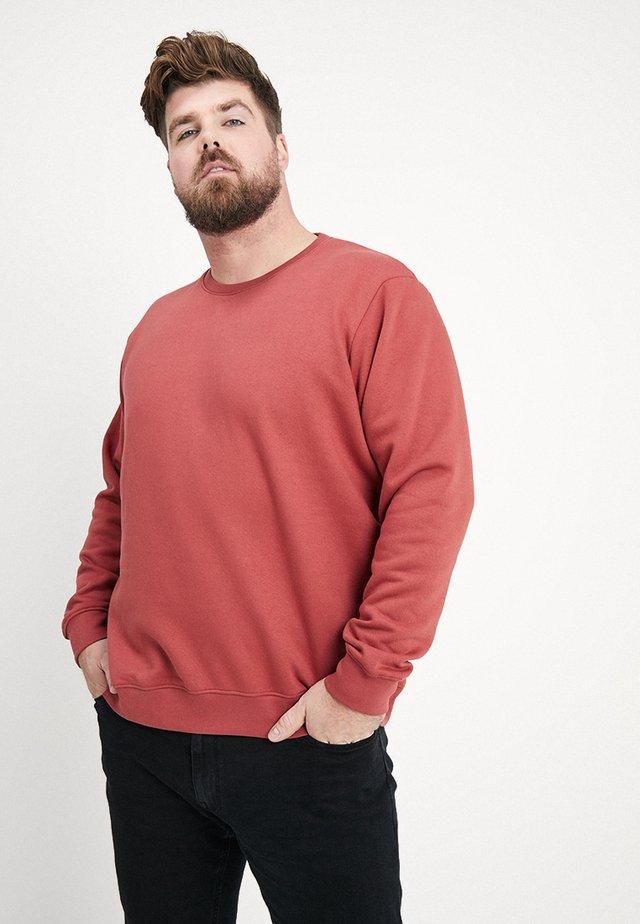 Sweater - marsala