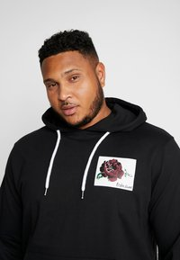 URBN SAINT - ROSS - Sweat à capuche - black - 3