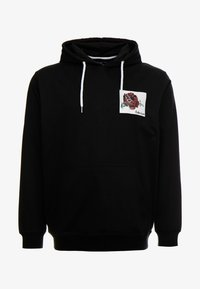 URBN SAINT - ROSS - Sweat à capuche - black - 4