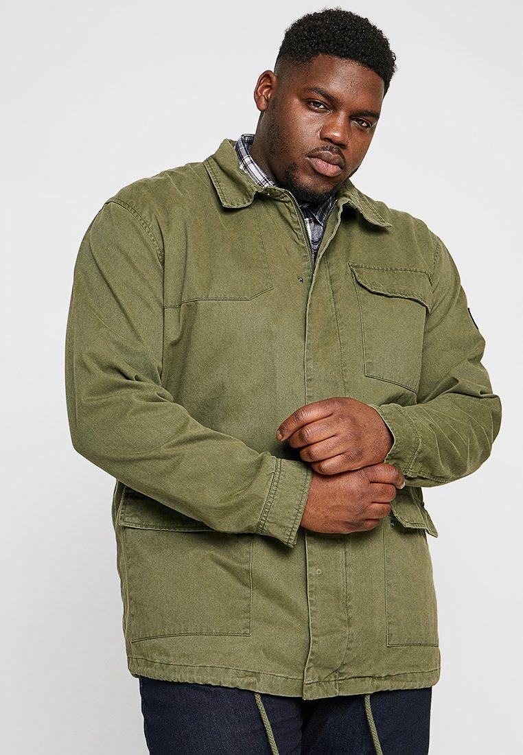 URBN SAINT - DONALD  - Summer jacket - rosin