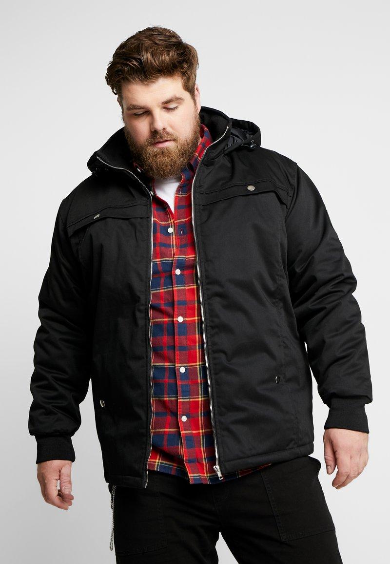 URBN SAINT - FLETCHER JACKET - Light jacket - black