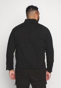URBN SAINT - USMESA JACKET - Summer jacket - black - 2