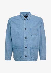 URBN SAINT - USCARLSSON  - Veste en jean - light blue - 4
