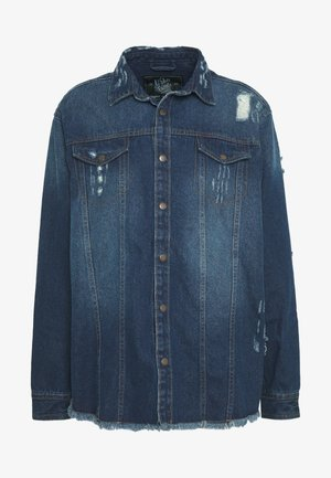 JACKIE JACKET - Denim jacket - dark blue