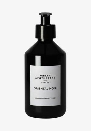 ORIENTAL NOIR LUXURY HAND & BODY LOTION - Idratante - -