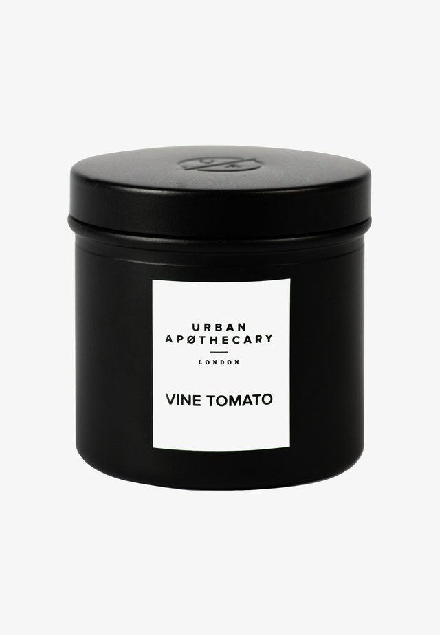 LUXURY IRON TRAVEL CANDLE - Scented candle - vine tomato