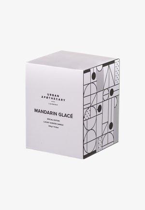 LUXURY SPECIAL EDITION CANDLE - Duftlys - mandarin glacé