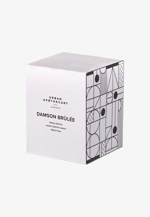 LUXURY SPECIAL EDITION CANDLE - Duftlys - damson brûlée