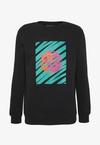 Urban Threads - FRONT & BACK GRAPHIC UNISEX  - Sweatshirt - black - 4