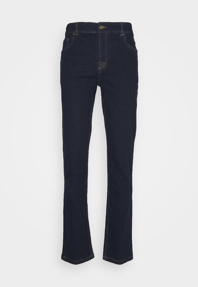WIDE FIT HEAN - Jeans relaxed fit - blue denim