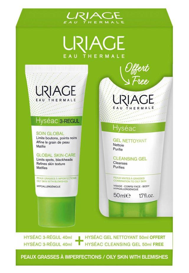 HYSÉAC 3-RÉGUL GLOBAL SKIN CARE 40ML + CLEANSING GEL - Skincare set - no colour