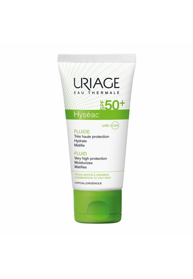 HYSÉAC HIGH PROTECTION EMULSION FOR COMBINATION TO OILY SKIN SPF - Sun protection - no colour