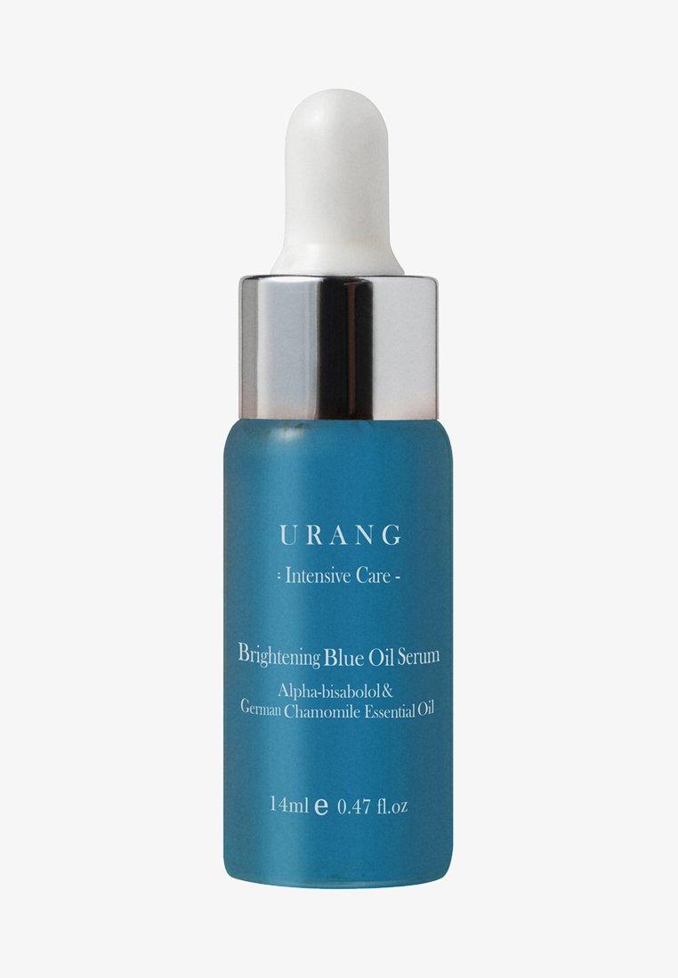 URANG - BRIGHTENING BLUE OIL SERUM - Serum - -