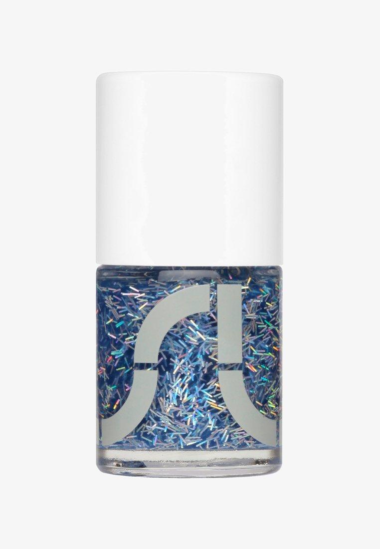 Uslu Airlines - NAIL POLISH 11ML - Lakier do paznokci - AMB hologram blue/silver glitter