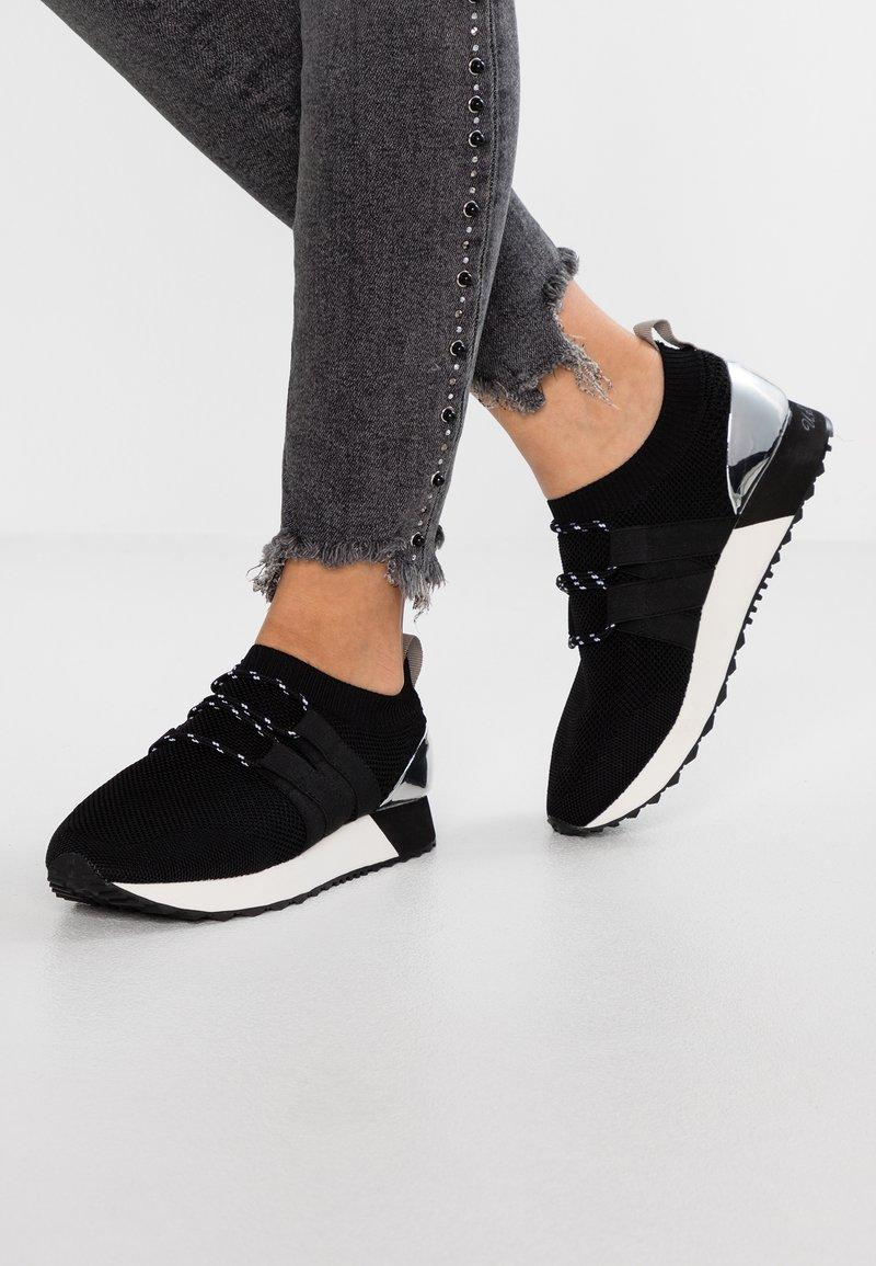 U.S. Polo Assn. - THEA  - Sneakers laag - schwarz
