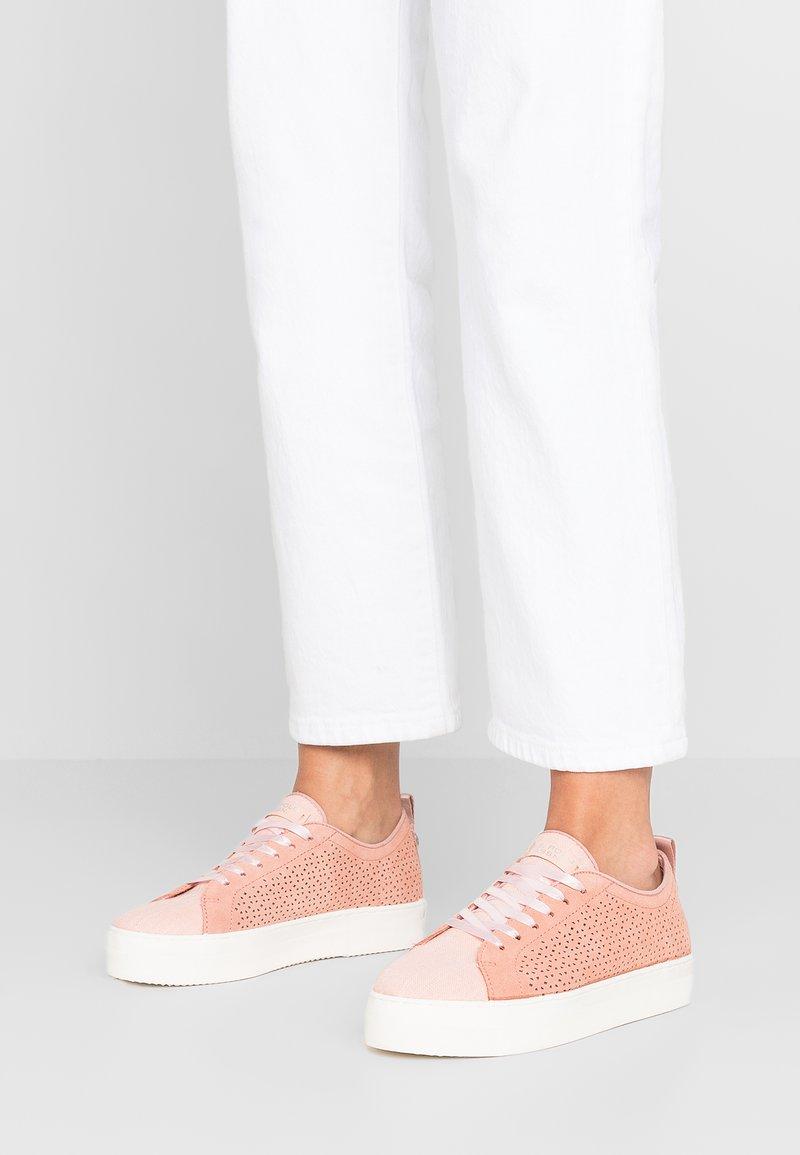 U.S. Polo Assn. - QUEEN FRESH - Sneaker low - rosa