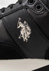 U.S. Polo Assn. - TABITHA - Joggesko - black - 2
