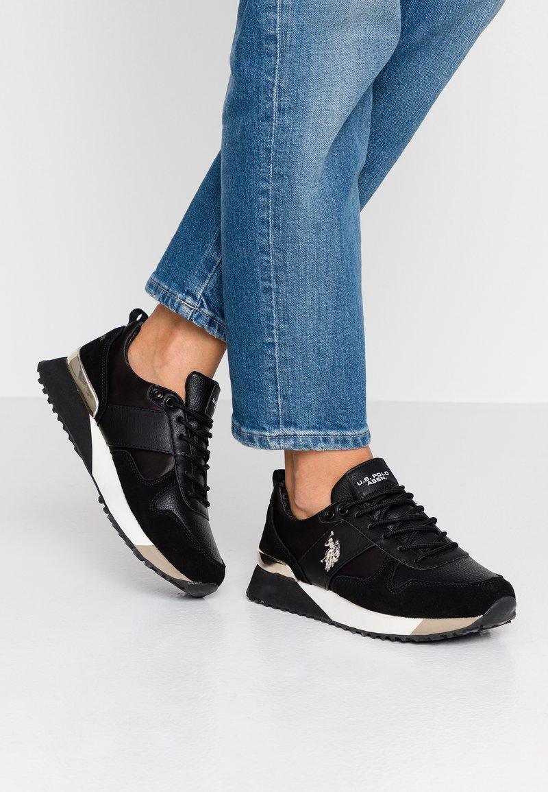 U.S. Polo Assn. - TABITHA - Sneakers basse - black