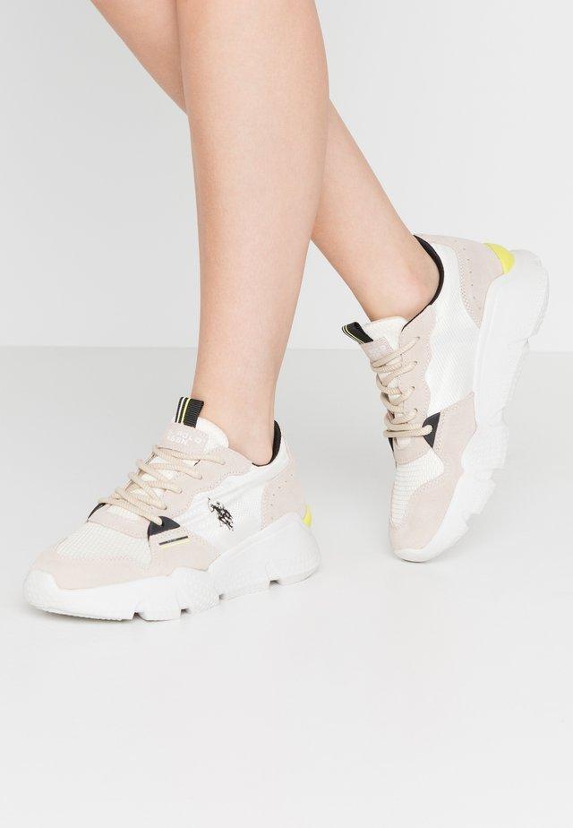 WILLOW - Sneaker low - creme