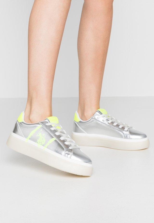 BLANCH - Sneaker low - silver