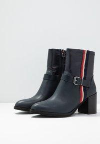 U.S. Polo Assn. - AGNES - Støvletter - dark blue - 4