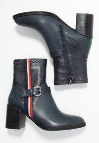 U.S. Polo Assn. - AGNES - Støvletter - dark blue - 3